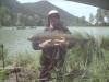 Trofejni amur, jezero Strahomer