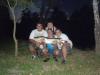 Pa še ena skupinska z lepo ščuko iz Ljubljanice